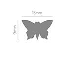 39514 Troqueladora de figuras Eva Foam Punch mariposa Innspiro - Ítem2