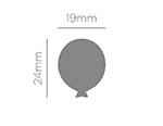 39602 Troqueladora de figuras Eva Foam Punch globo Innspiro - Ítem2