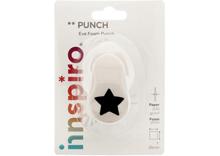 39604 Troqueladora de figuras Eva Foam Punch estrella Innspiro - Ítem1