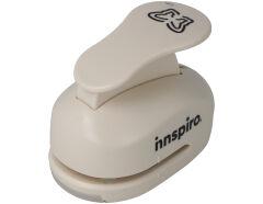 39702P Troqueladora de figuras 3D Pop Up Punch mariposa Innspiro