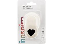 39710 Troqueladora de figuras Eva Foam Punch corazon festoneado Innspiro - Ítem1