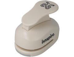 39711P Troqueladora de figuras 3D Pop Up Punch lazo Innspiro