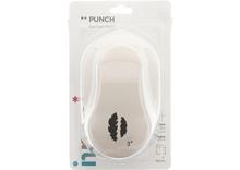 39908 Troqueladora de figuras Eva Foam Punch plumas Innspiro - Ítem1