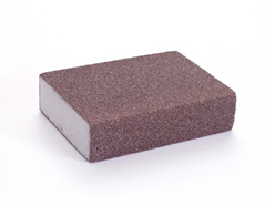 401 Taco de lija espuma grano mediano 2 5cm grosor Innspiro - Ítem