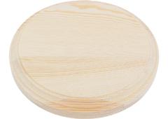 4021 4022 4023 4024 4026 Peana madera pino macizo redonda de altura 2 3cm Innspiro