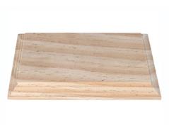 4030 4032 4034 4036 Peana madera de pino macizo rectangular Innspiro