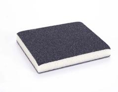 403 Esponja de lija plana grano medio 1 5cm grosor Innspiro