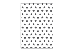 41017 Carpeta de repujado 2D PUSH Estrellas Misskuty