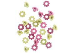41035 Set 30 ojales flor colores surtidos Innspiro