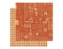 4500767 TYPOGRAPHY-PAPER 12X12 INSPIRE 1u Graphic45