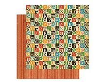 4500769 TYPOGRAPHY-PAPER 12X12 CREATE 1u Graphic45