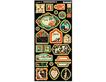4500834 COUTURE - COUTURE CHIPBOARD 2 Graphic45