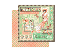 4501005 Papel doble cara TIME TO CELEBRATE Time to Celebrate Graphic45