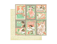 4501008 Papel doble cara TIME TO CELEBRATE Congratulations Graphic45
