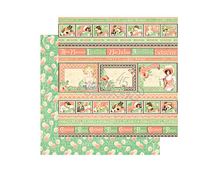 4501012 Papel doble cara TIME TO CELEBRATE Special Occasion Graphic45