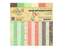 4501013 Set 36 papeles surtidos estampados base TIME TO CELEBRATE Graphic45