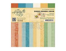 4501075 Set 36 papeles surtidos estampados base HOME SWEET HOME Graphic45