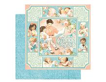 4501083 Papel doble cara PRECIOUS MEMORIES Precious Memories Graphic45