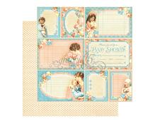4501087 Papel doble cara PRECIOUS MEMORIES Cutie Pie Graphic45