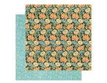 4501105 Papel doble cara ARTISAN STYLE Decorative Flourish Graphic45