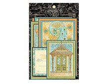 4501118 Tarjetas de papel surtido de disenos y medidas ARTISAN STYLE Graphic45