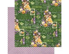 4501227 Papel doble cara CHILDREN S HOUR March Montage Graphic45
