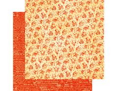 4501406 Papel doble cara ST NICHOLAS Kris Kringle Graphic45