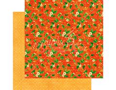 4501408 Papel doble cara ST NICHOLAS Holly Daze Graphic45