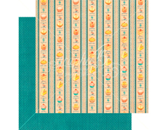 4501430 Papel doble cara CAFE PARISIAN Petits Four Graphic45 - Ítem