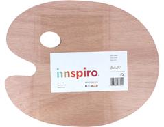 5311 Paleta oval madera Innspiro