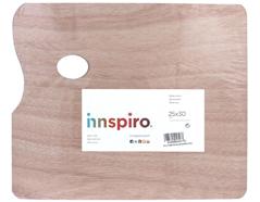 5314 Paleta rectangular madera Innspiro