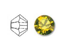 5328-385-4 01 Cuentas cristal Tupi 5328 lime aurora boreale Swarovski Autorized Retailer