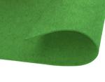 55245 Fieltro acrilico verde fuerte 20x30cm 2mm 4u Innspiro - Ítem1