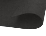 55402 Fieltro acrilico negro adhesivo 20x30cm 2mm 2u Felthu - Ítem1