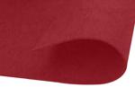 55414 Fieltro acrilico burdeos adhesivo 20x30cm 2mm 2u Innspiro - Ítem1