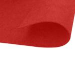 55417 Fieltro acrilico rojo adhesivo 20x30cm 2mm 2u Felthu - Ítem1