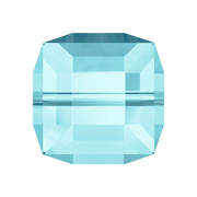 5601-202-8 A5601-202-6 5601-202-6 A5601-202-4 5601-202-4 Cuentas cristal Cubo 5601 aquamarine Swarovski Autorized Retailer