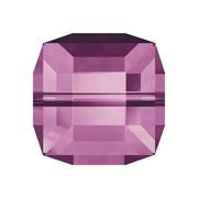 5601-204-8 A5601-204-6 5601-204-6 A5601-204-4 5601-204-4 Cuentas cristal Cubo 5601 amethyst Swarovski Autorized Retailer