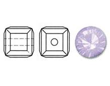 5601-389-4 Cuentas cristal Cubo 5601 violet opal Swarovski Autorized Retailer