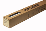 57100 Fieltro acrilico blanco 100x200cm 1mm 1u Innspiro - Ítem1