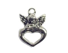 Z59119 59119 Colgante metalico NICE CHARMS angel con corazon Innspiro