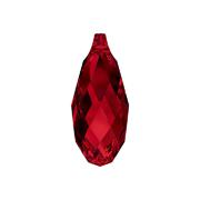 6010-208-11X5 Colgantes de cristal Briolette 6010 siam Swarovski Autorized Retailer