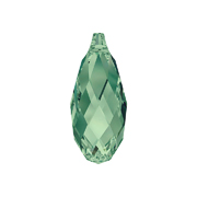 6010-360-11X5 Colgantes de cristal Briolette 6010 erinite Swarovski Autorized Retailer