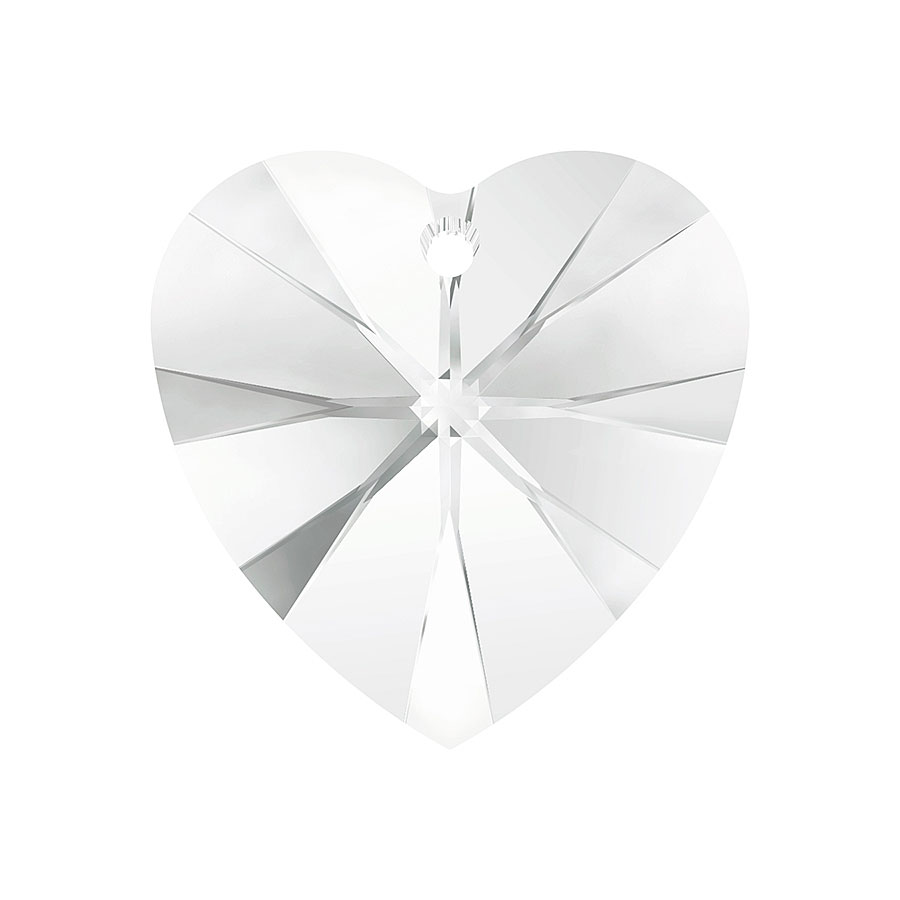 6228-001-10X10 A6228-001-10X10 6228-001-14X14 Colgantes de cristal Xilion Heart 6228 crystal Swarovski Autorized Retailer