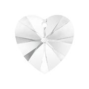 6228-001-10X10 A6228-001-10X10 6228-001-14X14 Colgantes de cristal Xilion Heart 6228 crystal Swarovski Autorized Retailer - Ítem