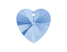 A6228-211-10X10 6228-211-10X10 Colgantes de cristal Xilion Heart 6228 light saphire Swarovski Autorized Retailer
