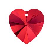 A6228-227-10X10 6228-227-10X10 Colgantes de cristal Xilion Heart 6228 light siam Swarovski Autorized Retailer