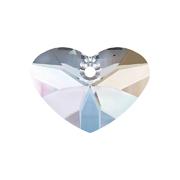 6260-001-37 01 6260-001-27 01 6260-001-17 01 Colgantes de cristal Crazy 4 u Heart 6260 crystal AB Swarovski Autorized Retailer