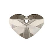6260-001-27 32 6260-001-17 32 Colgantes de cristal Crazy 4 u Heart 6260 crystal satin Swarovski Autorized Retailer