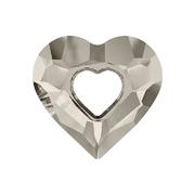 6262-001-26 32 6262-001-17 32 Colgantes de cristal Miss U Heart 6263 crystal satin Swarovski Autorized Retailer